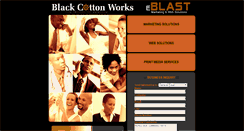 Preview of blackcottonworks.net